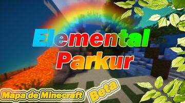 Parkour Elementary (Beta) Minecraft Map & Project