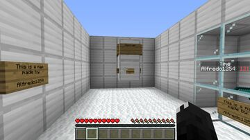 Find the button map Minecraft Map & Project