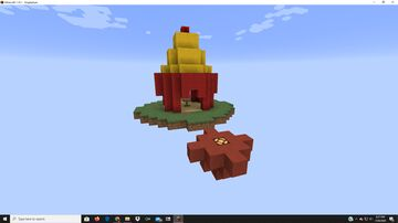 Carnival PVP arena Minecraft Map & Project