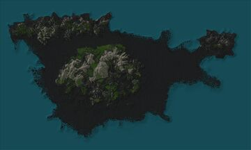 Scorched Island of Hintalia Minecraft Map & Project
