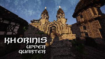 Khorinis - Upper City [Re_Gothcraft] #WeAreConquest Minecraft Map & Project