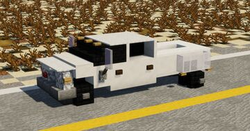 1997 Chevy Silverado 3500HD [1.5:1] Minecraft Map & Project