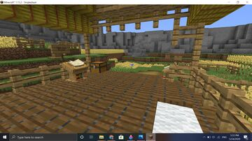 MAG interactive learning display. Minecraft Map & Project