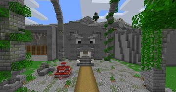 Popularmmos Parkour Cave Minecraft Map & Project