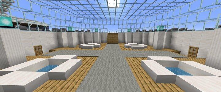 Solarium Deck 12