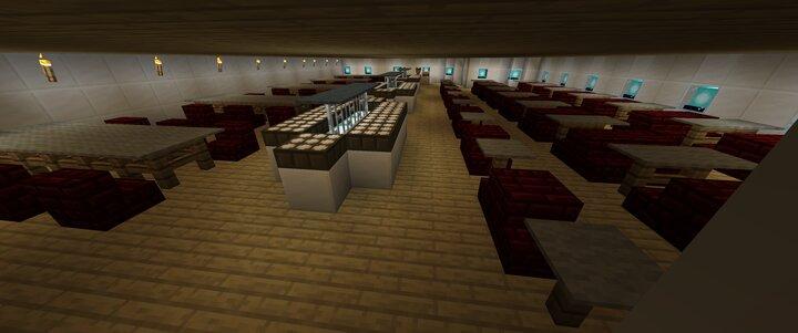 World Buffet Deck 6