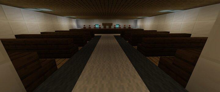 Wedding Chapel Deck 13
