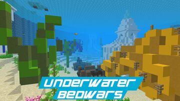 Underwater BedWars Minecraft Map & Project