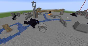 Class Team Deathmatch Minecraft Map & Project