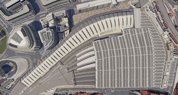 London Waterloo Station (1:1 London Project) Minecraft Map & Project