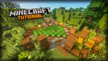 Farma / Farm Minecraft Map & Project