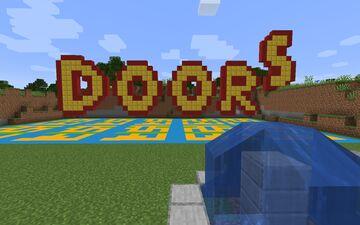 Doors of Redstone Minecraft Map & Project