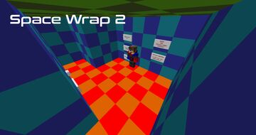 Space Wrap 2 Minecraft Map & Project