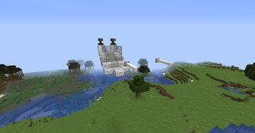 The Ender Wars Minecraft Map & Project