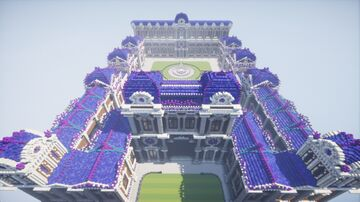 Winter Palace remake (St Petersburg) Minecraft Map & Project