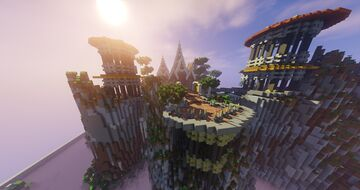 Arcade Lobby Map Minecraft Map & Project