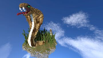 Snake in the Grass [Download Included] Minecraft Map & Project