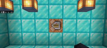 water cube Minecraft Map & Project