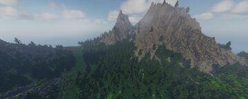 Stikz - Commission  10kx10k (private) Minecraft Map & Project
