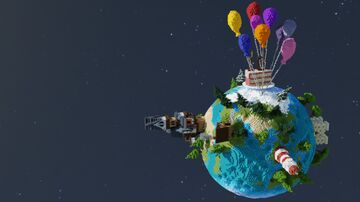 PMC 10th Anniversary | Aderlyon Build Team Minecraft Map & Project