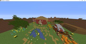 Farm map Minecraft Map & Project