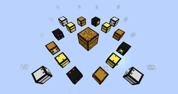 📦Skywars Chest Map📦 1.8 + Download Free!! Minecraft Map & Project