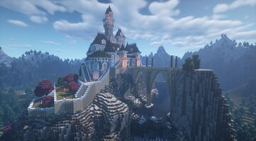 Beast's Castle Minecraft Map & Project