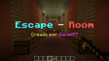 Escape Room v2.1 [1.15.2] Minecraft Map & Project