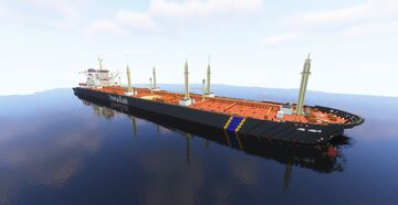 Stena VLCC Minecraft Map & Project