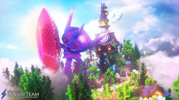The Mystical Treasure Minecraft Map & Project