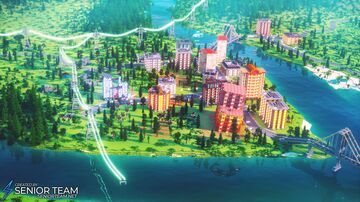 City Island Minecraft Map & Project