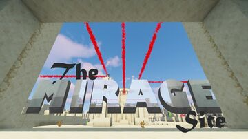 The Mirage Site Minecraft Map & Project