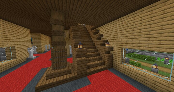 Stairs to 2nd Floor Right