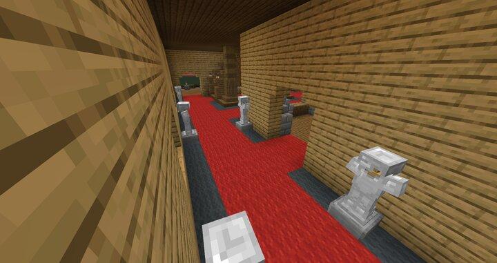 2nd Floor Hallway Left