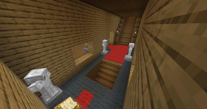 3rd Floor Hallway Rightt
