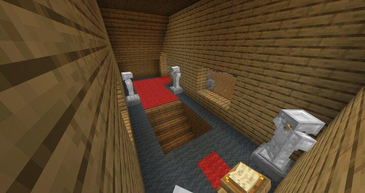 3rd Floor Hallway left
