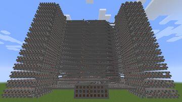 PoweredCube ROWI 256B Minecraft Map & Project