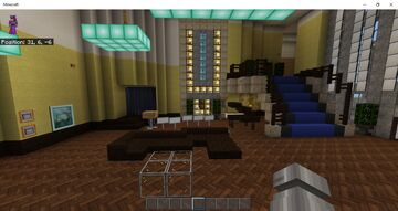 DISNEY'S JESSIE, The Ross PentHouse! Minecraft Map & Project