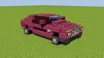 BMW X4 Minecraft Map & Project