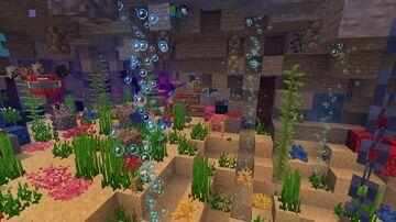 Aquatic Base Minecraft Map & Project