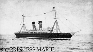 SY PRINCESS MARIE (1909) [FULL INTERIOR] Minecraft Map & Project