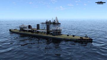 USS Kalamazoo Minecraft Map & Project