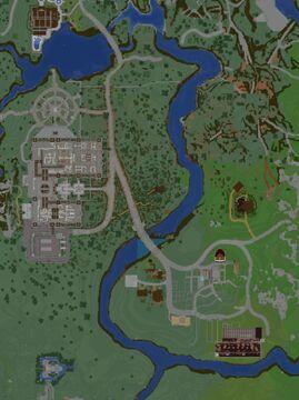 Municipality of Graystone (The Abandonment Project) Minecraft Map & Project