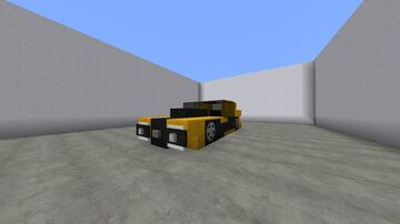 1970 Boss 302 with Truck Minecraft Map & Project