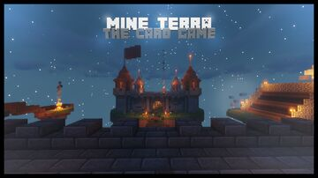 MineTerra v0.1 Minecraft Map & Project
