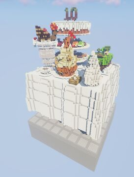 Minecraft 10 Year Anniversary Cakes Minecraft Map & Project