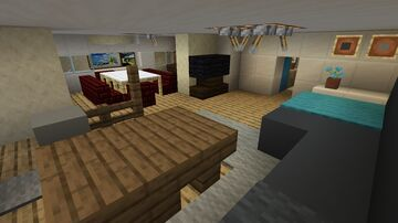 My Real Life Apartment (BEDROCK) Minecraft Map & Project
