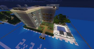 Infinity City Project Entry Minecraft Map & Project