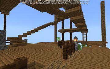 Møb-Survival Minecraft Map & Project