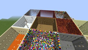 Parkour room Minecraft Map & Project